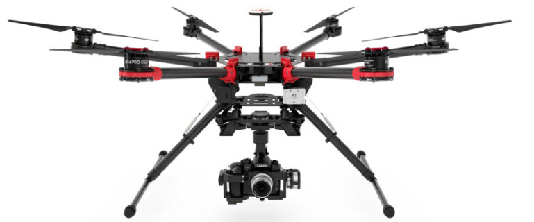 Spiksplinternieuw Prestigimmo - Real Estate Magazine - Drones, a promising and IB-75